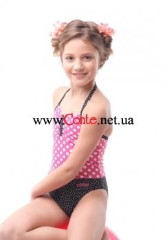 Детский купальник ESLI™ KITTY розовый