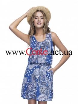 Платье CELG LPL 529 синий