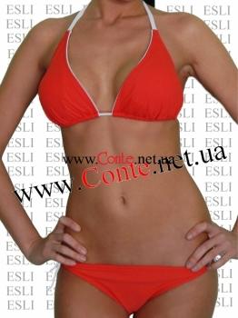 Женский купальник LILIT ESLI™ coral-bianco