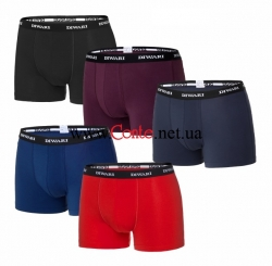 Мужские трусы DiWaRi Basic Shorts MSH 147 red
