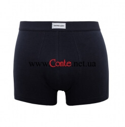 Мужские трусы DiWaRi Basic Shorts MSH 407 Nero